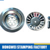 high quality stainless steel 304 sink strainer fitting