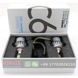 Factory Supply 9005 9006 H11 H4 H7 LED H1 H3 Auto LED Headlight 6000K Light Bulbs C6 LED Headlamp