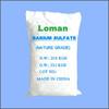 Hot nature barium sulfate/nature barium sulphate