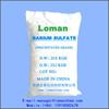 Precipitated Barium Sulfate 98% / BaSO4 / Barium Sulfate / Natural BaSO4 / Barite Powder