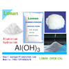 Chemical materials aluminum hydroxide with high purity 99.6%