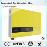 4kwh solar power hybrid system for home powerwall