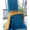 Manufacturer cable knit acrylic throw blanket with Oeko-Tex 100