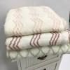 Warp knitting blanket,thread blanket