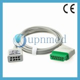 Nihon Kohden JC-906P ECG trunk cable,U304-32F5A