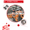 One piece steel wheels manufacturing equipment