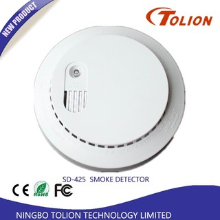 Fire System Standalone Smoke Detector Of Battery Network Type