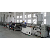 New Design 1200-2200mm PP PE PC  hollow sheet extrusion line