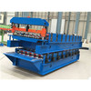 Color Coated Roofing Steel Zinc Roof Machine