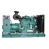 Water-cooled Cummins Generator Set 300KW/375KVA 50Hz