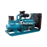 Diesel Generator/ Generator Set Powered By Cummins Diesel Generator 1100KW/1375KVA Water-cooled