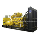 Good Quality Perkins Power Generator Electronic Power Unit 550KW 50Hz