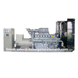 [Hot Item] High Power Diesel Generator 1650KW Perkins Power Generator