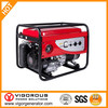 China Munufacturer Back Up Open Type Gasoline Power Generator 5500 Watt For Bank Use