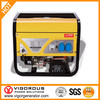 Home Standby LPG Gas Generator 5000 Running Watt&5500 Peak Watts