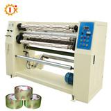 GL-210 factory price automatic jumbo roll bopp tape slitting rewinding machinery