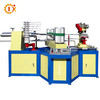 GL-200 Factory manufacturer spiral 2 heads paper core winder , paper tube , paper core making machine