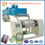 GL-500D multifunctional bopp adhesive packing tape transfer coating factory machine