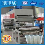 GL--1000B Economic bopp adhesive tape making machine price