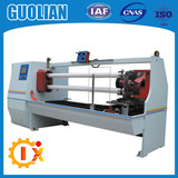 GL--702 Double circular blade cutting machine for sponge tape , double sided foam tape