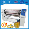 GL-210 Fast speed packing tape machine manufacturers, bopp tape slitting machine price for sale