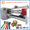 GL- 709 Automatic pvc tape / medical tape / paper tape jumbo roll cutting machine