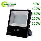 High Quality 130LM/W IP65 LED Lighting Fixture 300W Outdoor Flood LED Light