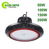 Outdoor Industrial Best Power 240W Coating High Lumen Light Die Casting Aluminum UFO LED High Bay Light