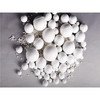 92% ceramic high alumina beads for packing/ heating ball