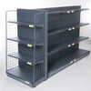 Supermarket display rack shelves for general store