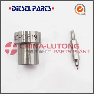 2 Pieces Fuel Injector Nozzle DN0PD619 093400-6190 Nozzles for 1KZ-T//1HZ-T//5L-E