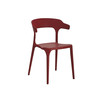 modern design cheap price new plastic dining chair