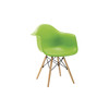 wholesale cheap upholstery eames fabric plastic arm chair