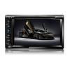 6.2 inch  In-dash 2 DIN  DVD/MP5 car player