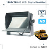 7 Inch Square Elevator 1280x720 13 Inch LCD Monitor