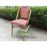 Outdoor Commercial Chairs Bamboo Liked Chairs