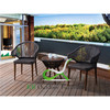 Casual Chat Set Outdoor Wicker Furniture