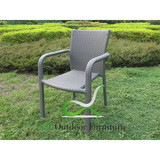 Wicker Chair Outdoor Rattan Chair for Cafe/Restaurant