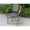 Commercial Contract Chair Bamboo Look Wicker Chair