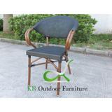 Textilene Fabric Chair Garden Patio Sling Chair