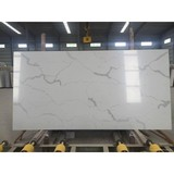 Calacatta White Quartz Countertops,Artificial Calacatta Gold Quartz Stone