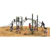 2017 new physical playground for kids