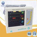 Monophasic / Biphasic Portable Cardiac Defibrillator ICU Room Defibrillator with Monitor Me 8000b