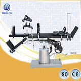 Medical Equipment Side-Control Mechanical Hospital Table with Ce/ISO Approved 3001d (ECOH16)