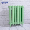 Column cast iron hot water radiator