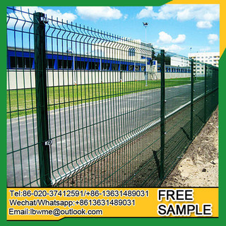 Seattle New Design Factory Price Metal Fencing Iron Wire Fence For