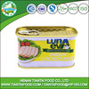 canned chicken, chicken luncheon meat