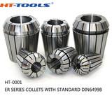 ER Collet chuck tools holder with standard DIN6499B