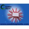 white color hard skin PVC celuka board
