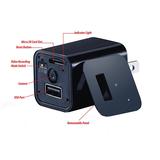 FREE shipping 1080P WIFI USB Charger Adapter Mini Hidden Camera